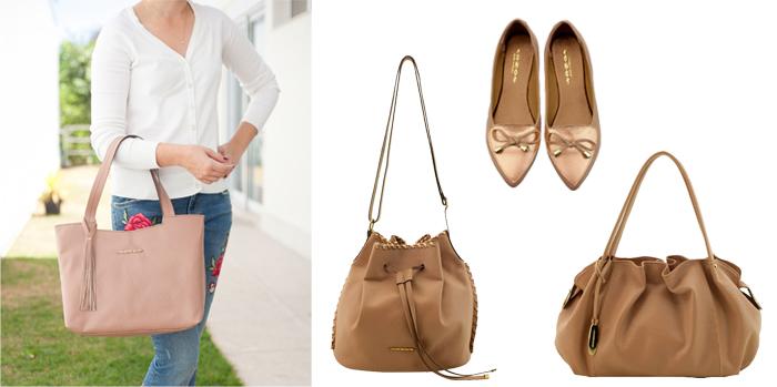 82f690282 Combinar a bolsa com o sapato: é preciso mesmo?