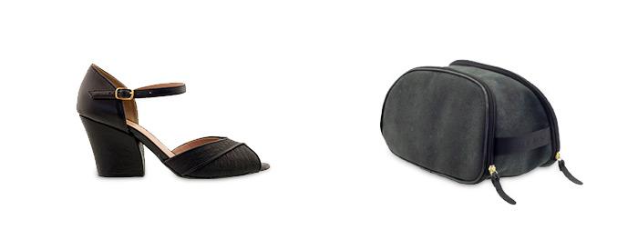 Sapatos e Nécessaires - Acessórios ARZON