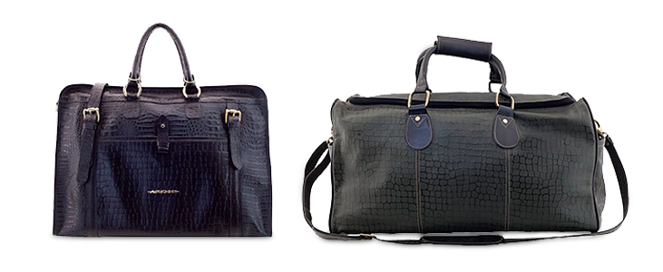 Como escolher suas bolsas para viagens