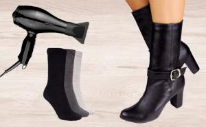 Laceando calçado de couro com calor